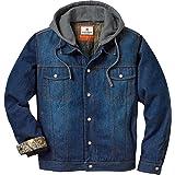Amazon.com : Legendary Whitetails Men's Rugged Brown Full