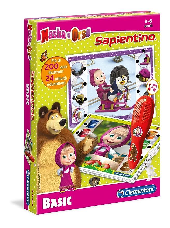 Clementoni Bolígrafo basic Llamarada multicolor: Amazon.es: Juguetes y juegos
