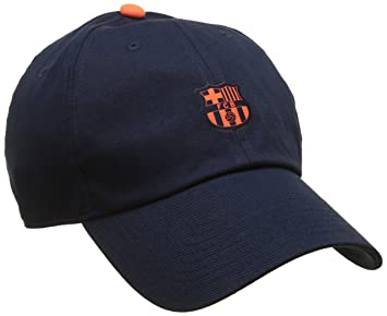 Nike - FC Barcelona Heritage 86 - Gorra ajustable Unisex, Obsidian/Hyper Crimson/(Hyper Crimson), Talla fabricante: Talla unique: Amazon.es: Deportes y aire ...