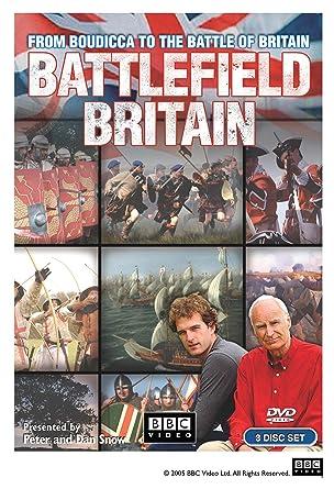 Amazon com: Battlefield Britain (DVD): Peter Snow, Dan Snow: Movies & TV