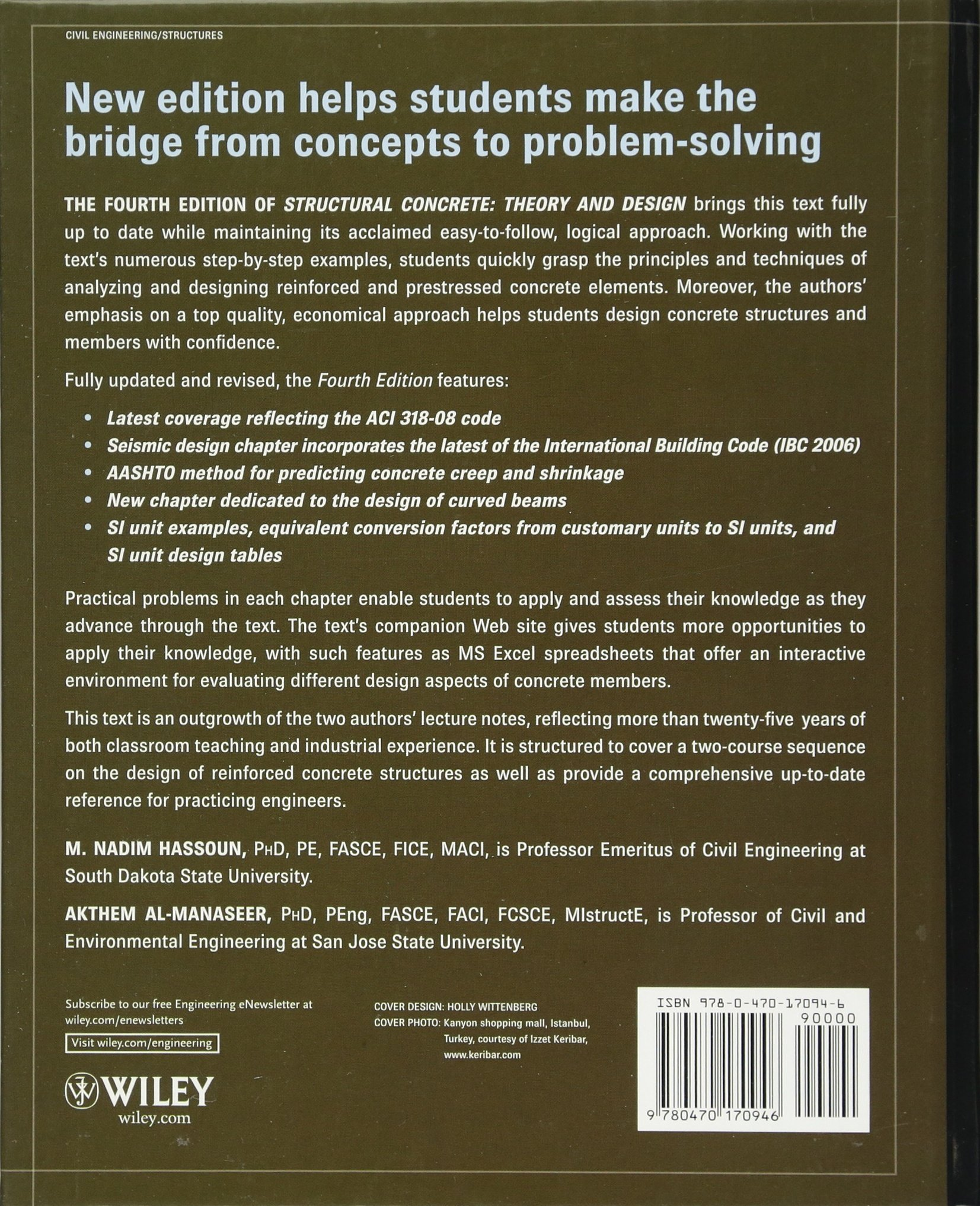 Buy Structural Concrete: Theory and Design Book Online at