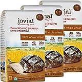 Jovial Einkorn Baking Flour | 100% Organic Einkorn Whole Wheat Flour | 100% Whole Grain | High Protein | Non-GMO | USDA Certi