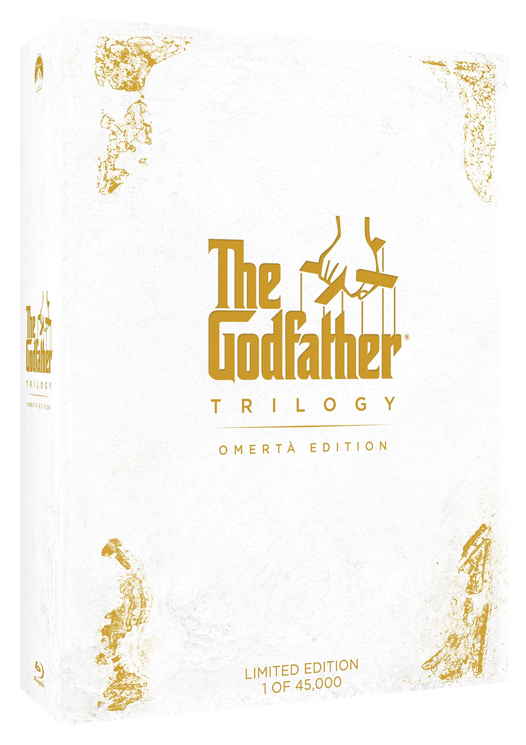 The Godfather Collection (Boxed Set, Widescreen, Amaray Case, Dolby, AC-3)