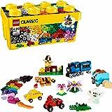 LEGO - 10696 - Classic - Jeu de Construction - La boîte de briques créatives LEGO