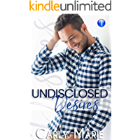 Desires: An MM Daddy Romance (Undisclosed Book 1) book cover