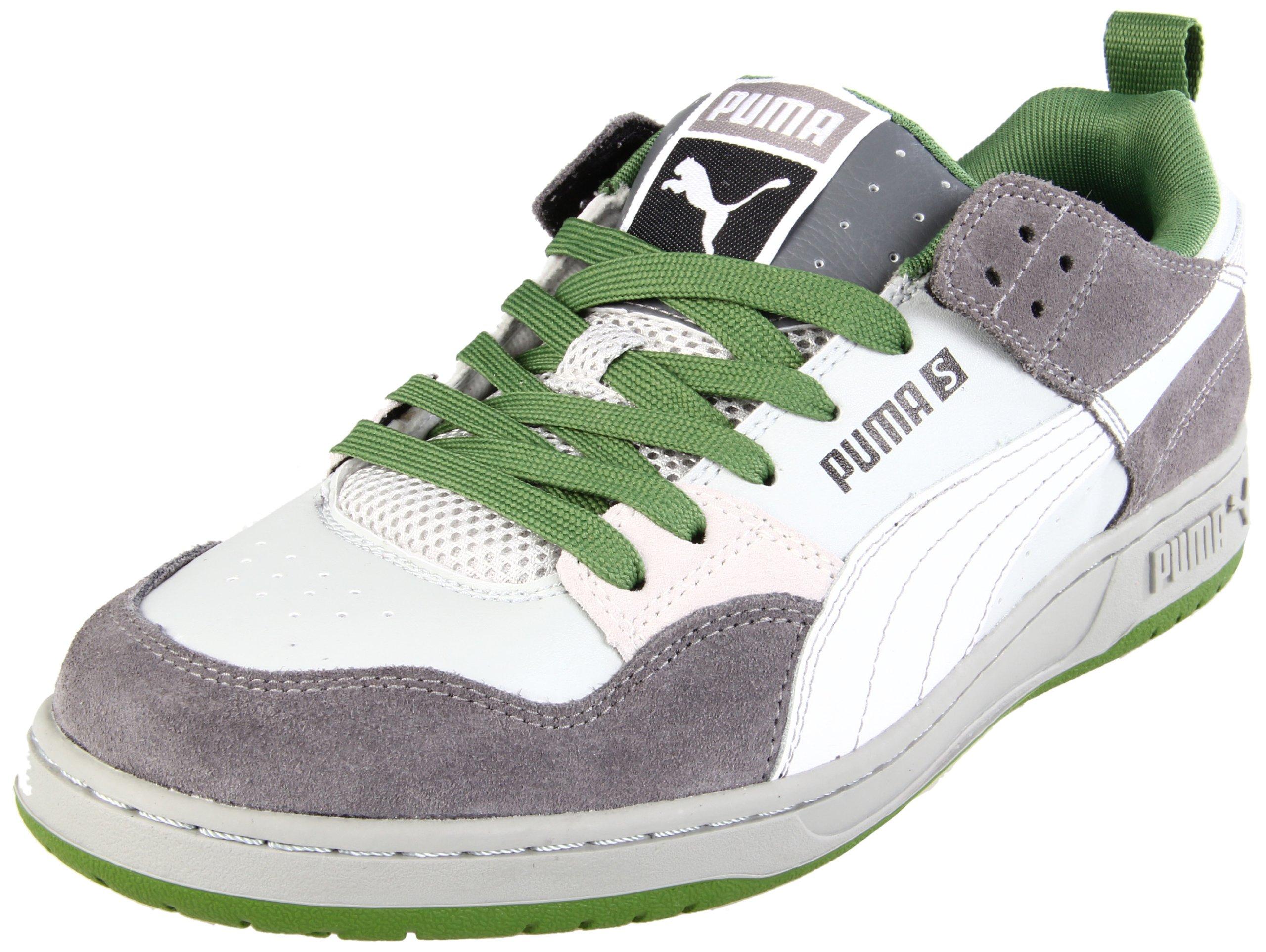 Puma Grifter S Fashion Sneaker,Grey Violet/White/Steel Grey,14 D US by PUMA