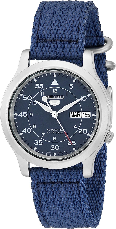 Seiko Reloj de Pulsera SNK807