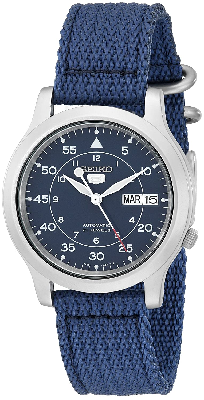 Seiko Analog Automatic Watch – SNK807