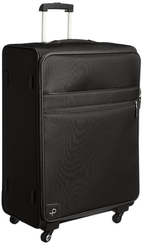 [プロテカ]Proteca 日本製スーツケース ソリエII 71L 4.9kg ストッパー付 TSA南京錠 B00TTHHLXYブラック