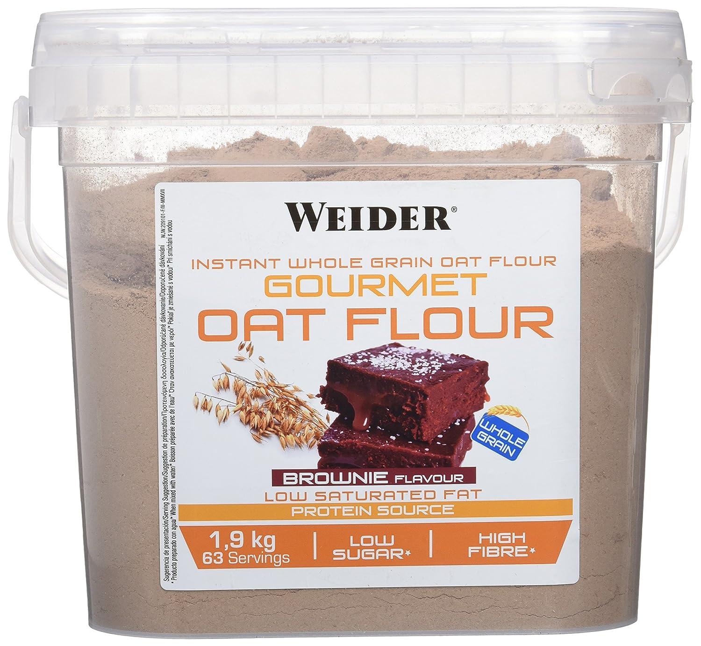WEIDER Oat Gourmet Flour (Harina de Avena) Arroz con Leche 1,9 kg: Amazon.es: Salud y cuidado personal