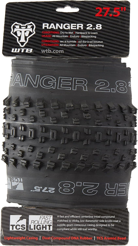 """Nouveau WTB Ranger TCS//Lumière Rapide Pliable Pneu 2.80 X 27.5/"""" Noir"""