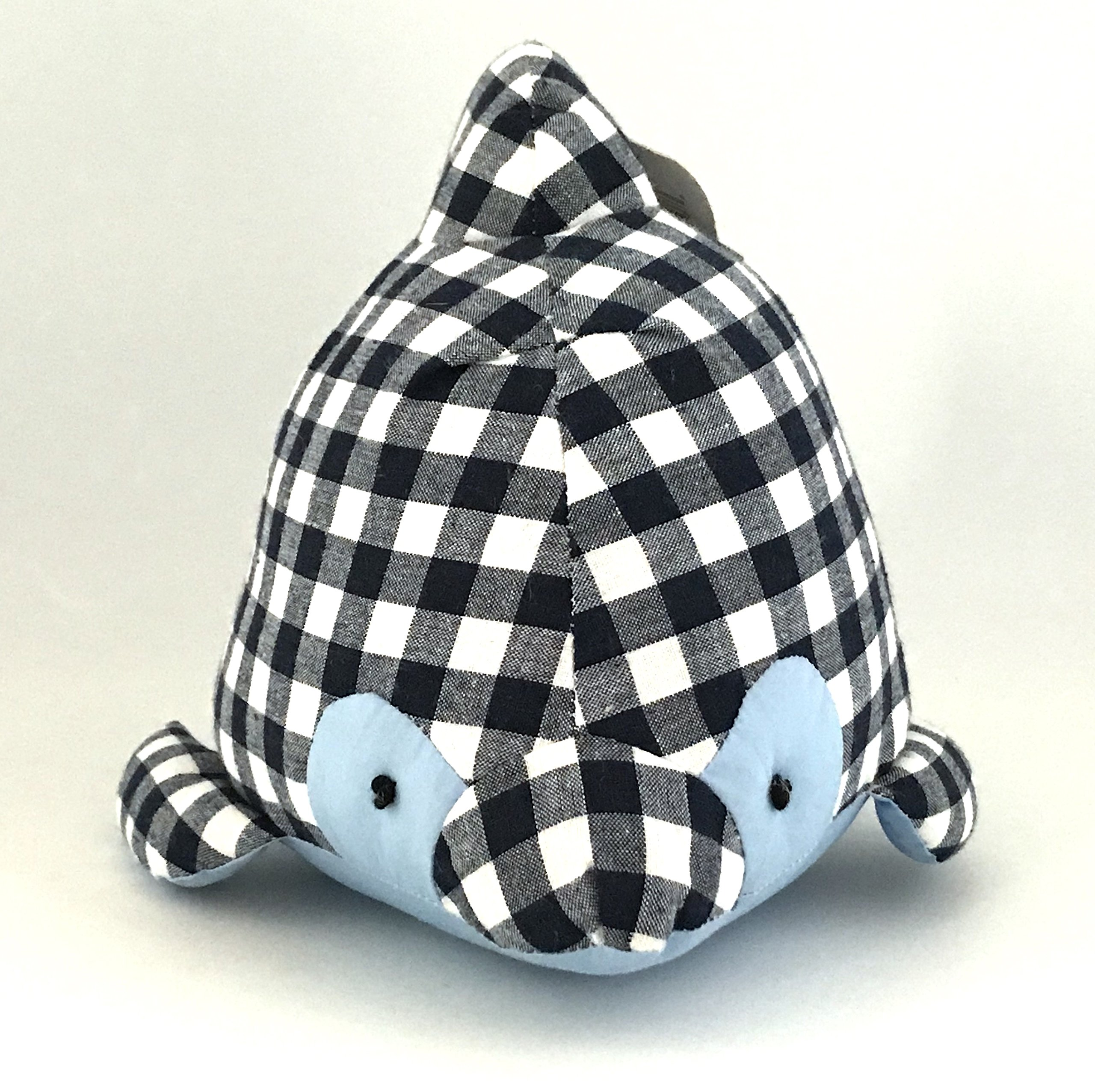 Ocean Animal Dolphin Lovers Door Stopper: Adorable Plush and Weighted Gift Home Decoration