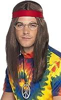 Smiffys - Disfraz Hippie de niño a partir de 3 años (Smiffy's 21337)