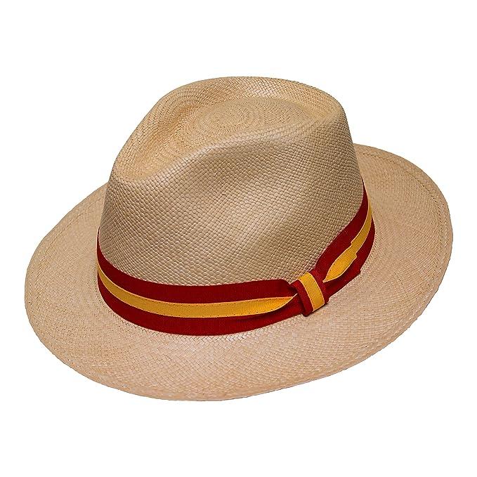 9513ddb04 Borges & Scott - Teardrop Fedora Panama Hat