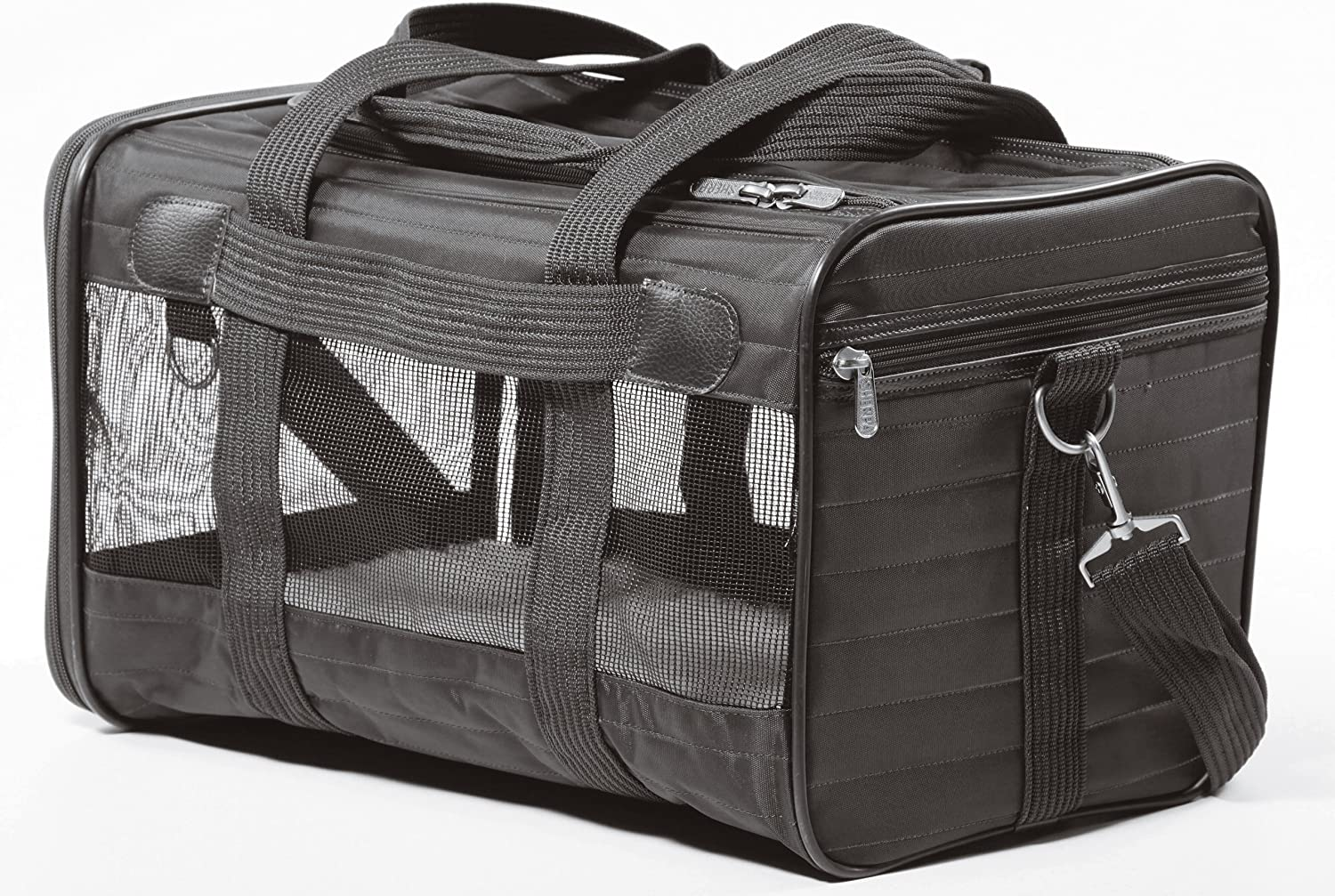 Sherpa Deluxe Pet Carriers : Pet Carrier Duffle Bags : Pet Supplies