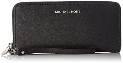 3bb5c7d47529 Image Unavailable. Image not available for. Color  MICHAEL Michael Kors Jet  Set Travel Continental Wallet