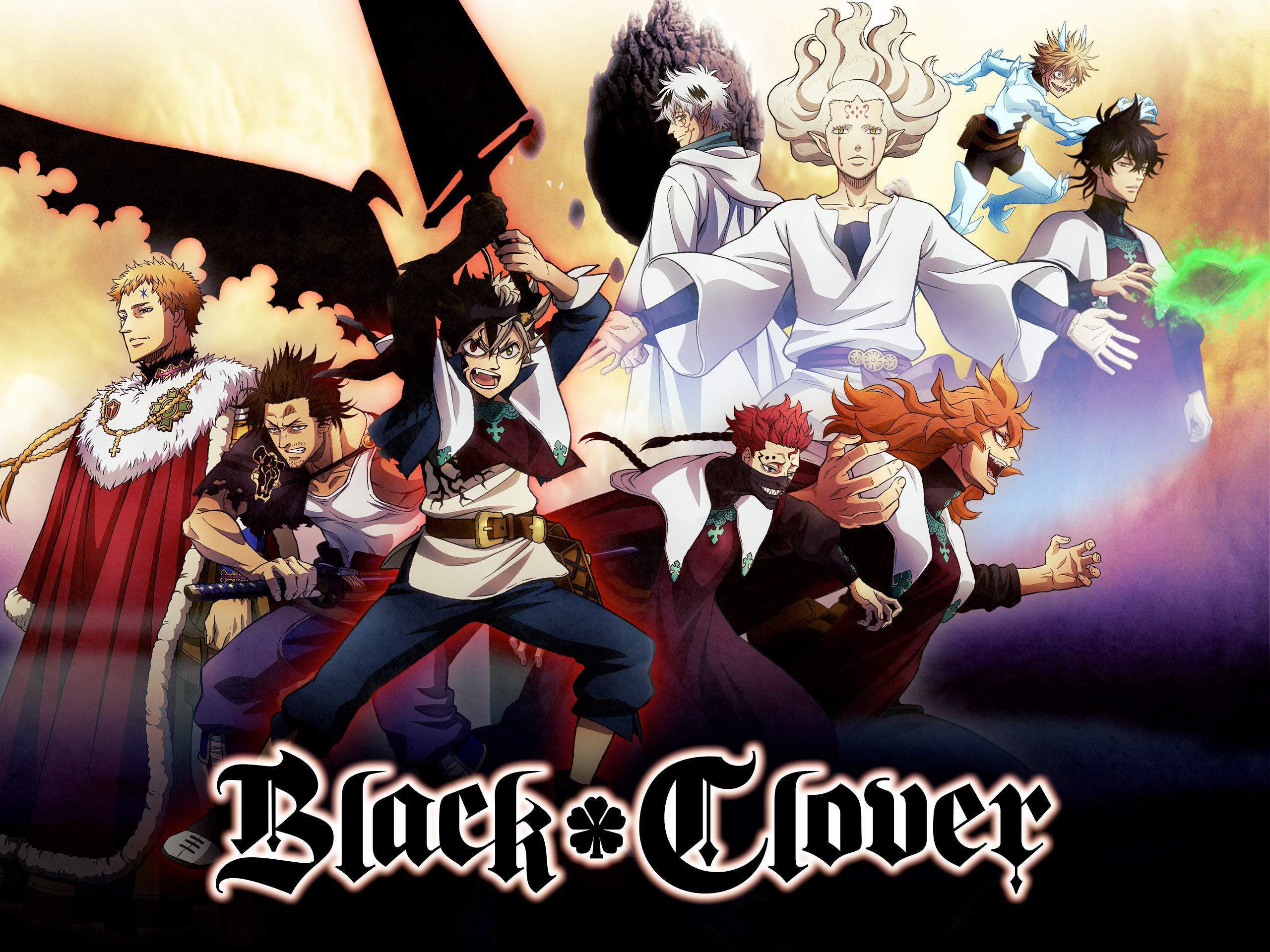 Watch Black Clover Season 3 Pt 3 Original Japanese Version Prime Video