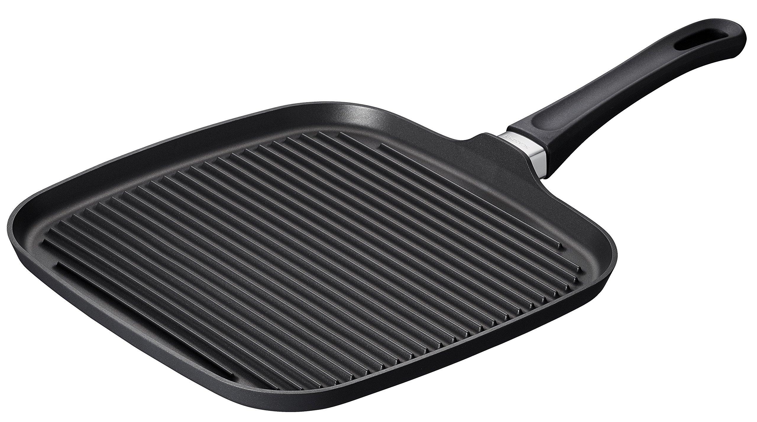 Scanpan Classic 10-1/2-Inch Square Grill Pan