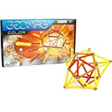 geomag 120 piece color construction set with assorted panels mentally stimulating for children and - Geomag Color 86