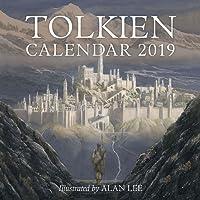 Calendario Tolkien 2019 (Biblioteca J. R. R. Tolkien)