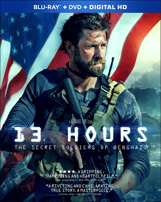 Amazon.com: 13 Hours: The Secret Soldiers of Benghazi [Blu-ray]: 13 Hours:  The Secret Soldiers Of Benghazi: Movies & TV