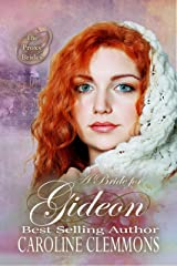 A Bride For Gideon (The Proxy Brides Book 16) Kindle Edition