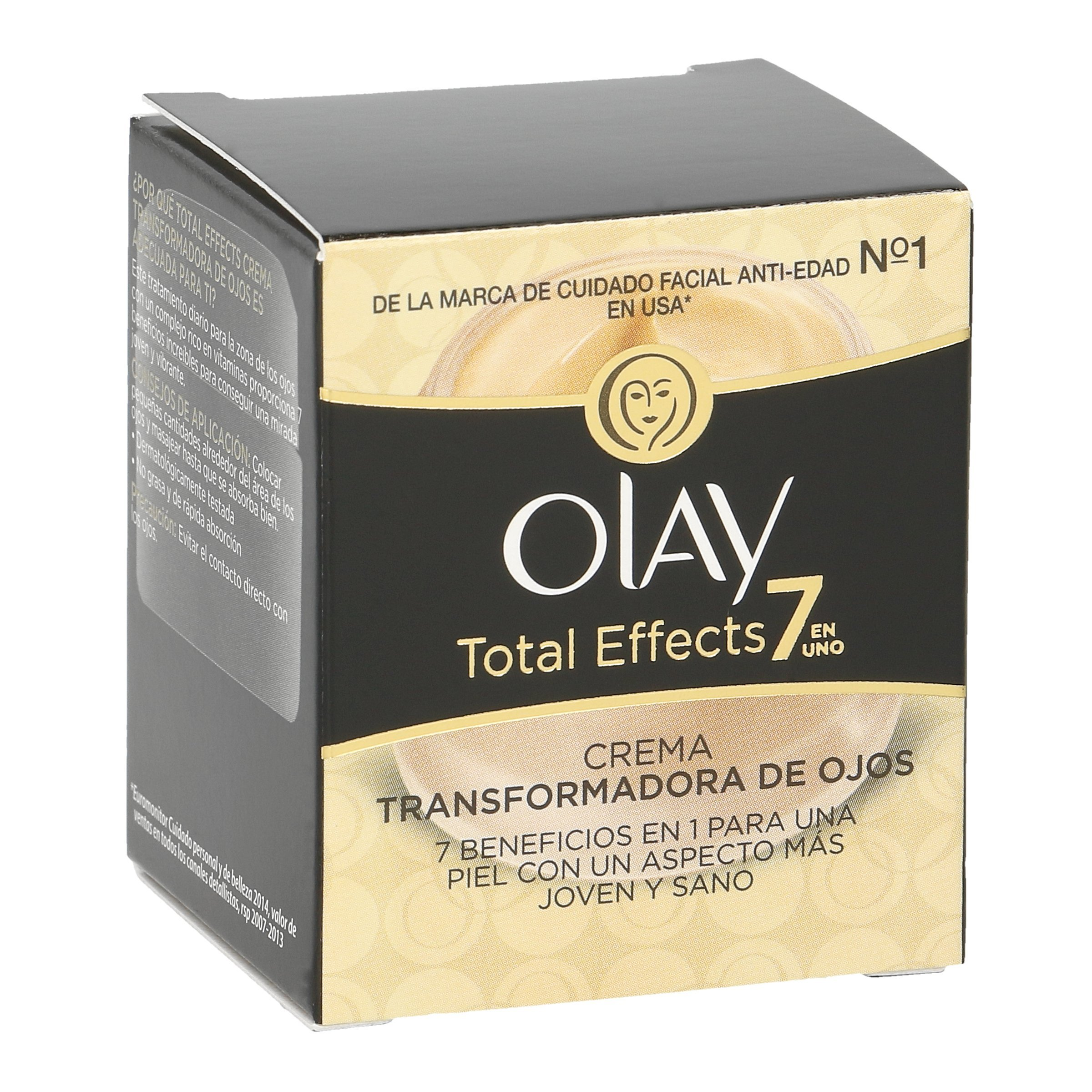 Olay Total Effects Crema Transformadora Ojos - 15 ml product image