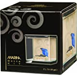 Marina Betta Starter Aquarium Kit, Zen Theme