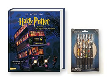Carlsen Verlag Harry Potter Und Der Gefangene Von Askaban