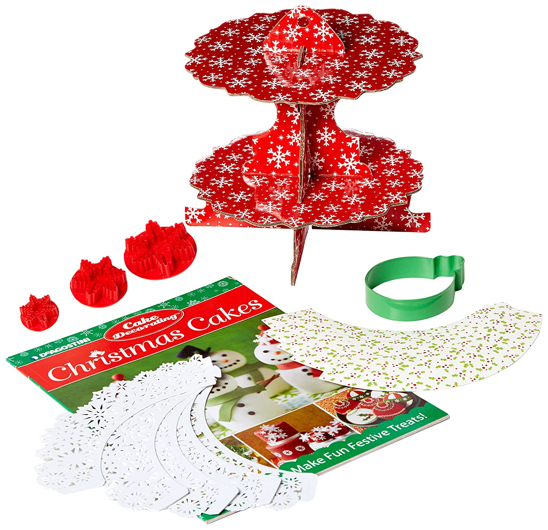 DeAgostini Christmas Cake Decorating Kit