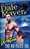 Weston (The K9 Files Book 8)