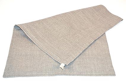 Amazon.com: 100% Pure Linen Pan Bolsa Grande 13.5
