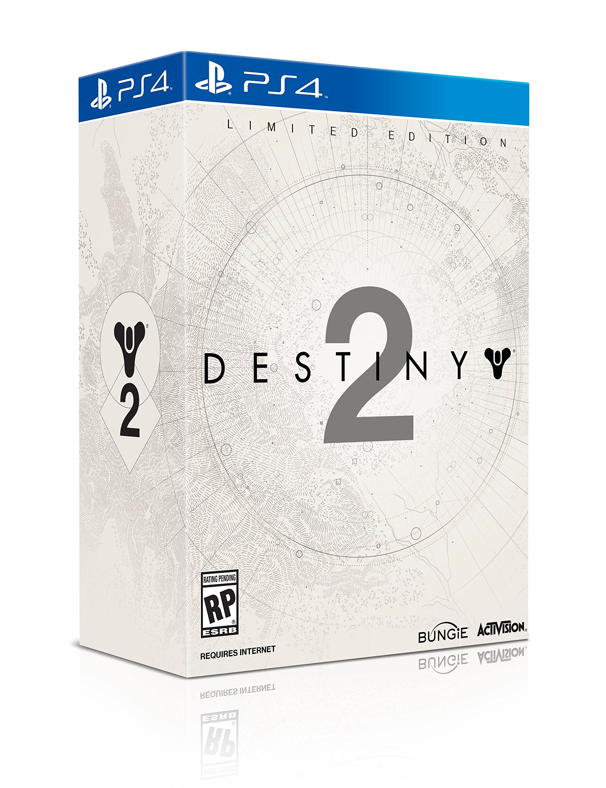 Amazon destiny 2 limited edition playstation 4 ps4 video games image unavailable stopboris Image collections