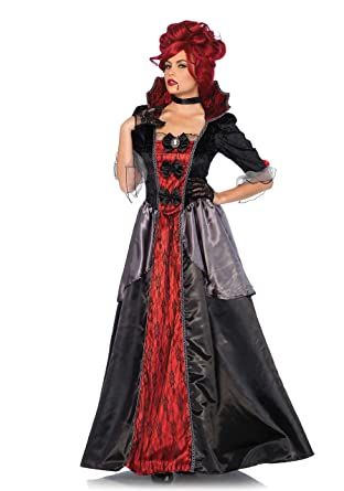 Womens Sexy Blood Countess V&ire Costume size Small 2-6  sc 1 st  Amazon.com & Amazon.com: Leg Avenue Womens Sexy Blood Countess Vampire Costume ...