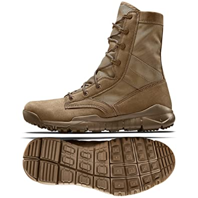 "SFB 6"" 329798-990 Coyote Special Field Tactics Men's Army Boots"