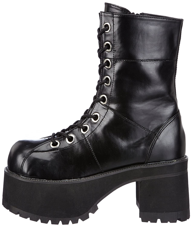 450a003ee09 Amazon.com | Pleaser Women's Ranger-301 Platform Boot | Ankle & Bootie