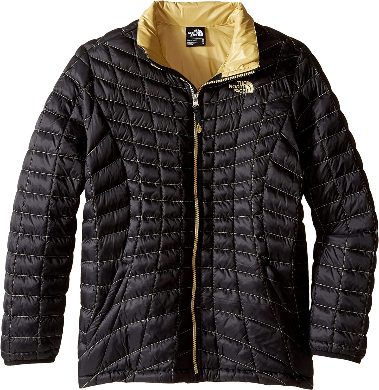 4c2288b3b The North Face Girls Thermoball Full Zip Jacket (Little Big Kids)