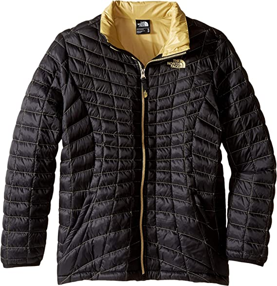 The North Face Girls Thermoball Full Zip Jacket (Little Big Kids)