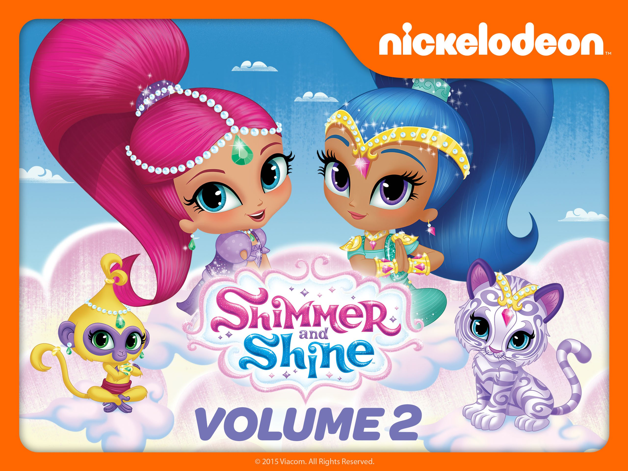 Amazon Com Watch Shimmer And Shine Volume 2 Prime Video
