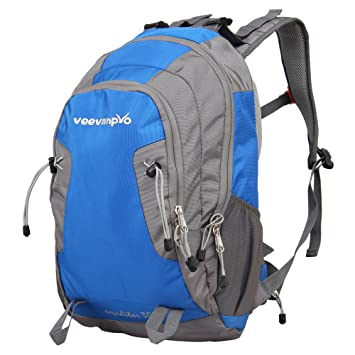 Amazon.com: Veevanpro Internal Frame Hiking Backpack 30L: Sports ...
