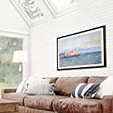 Monet Wall Art Collection The The Old Fort at