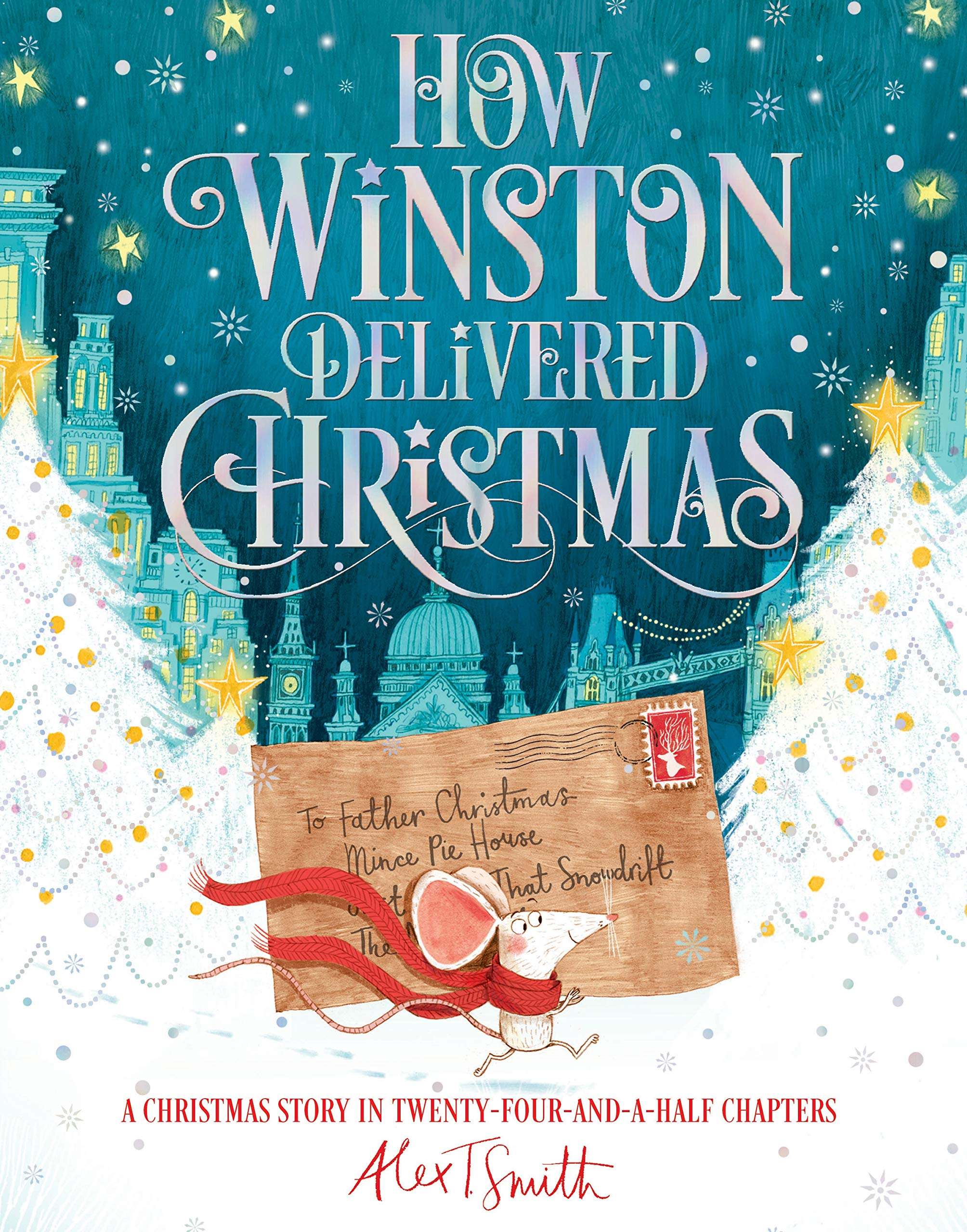 A Christmas Story 2019.How Winston Delivered Christmas A Christmas Story In Twenty