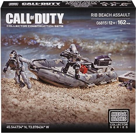Imagen deMega Bloks 06815 Call of Duty Lancha de asalto