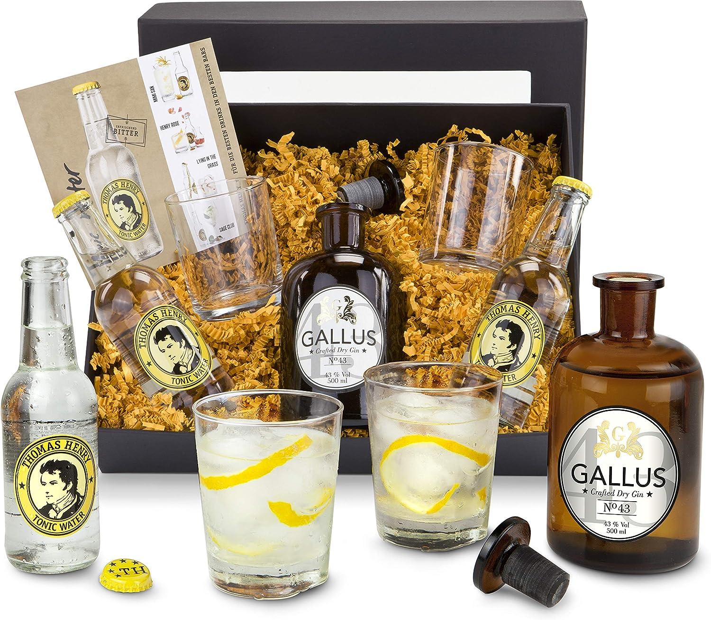 Gin Tonic Set – Gallus 43