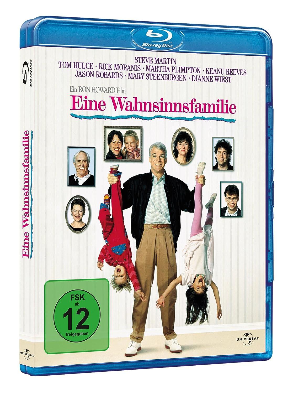 superior quality 42f07 e54cc Eine Wahnsinnsfamilie [Blu-ray]: Amazon.de: Steve Martin ...