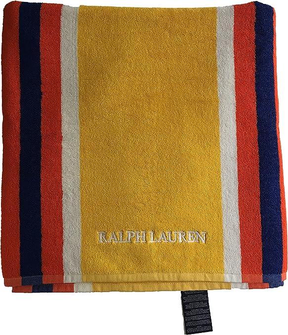 Polo Ralph Lauren harbourview rayas azul marino/rojo playa baño ...