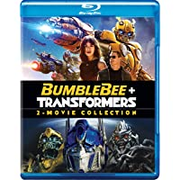 2 Movies Collection: Bumblebee + Transformers (2-Disc)