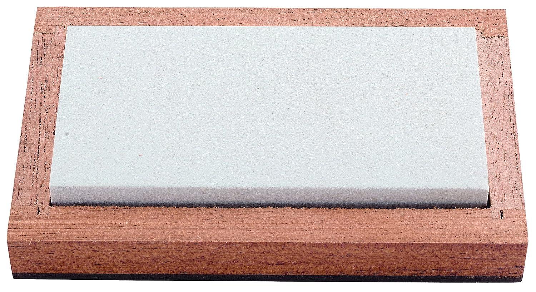 RH preyda Hard Arkansas, Bench Stone, grano 800?1000, piedra 100x 50x 19mm, Madera Joyero GLAV3|#GlasXpert 1012433010