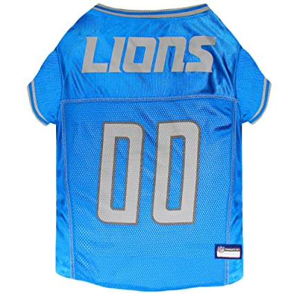 bd1c32f2c Amazon.com   NFL DETROIT LIONS DOG Jersey