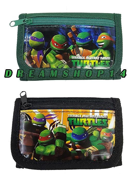 Amazon.com : Teenage Mutant Ninja Turtles (2Pc) Tri Fold ...